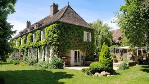 Manoir Delarue gîte y B+B - The Coach House