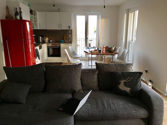 Cozy private room in Munich Perlach