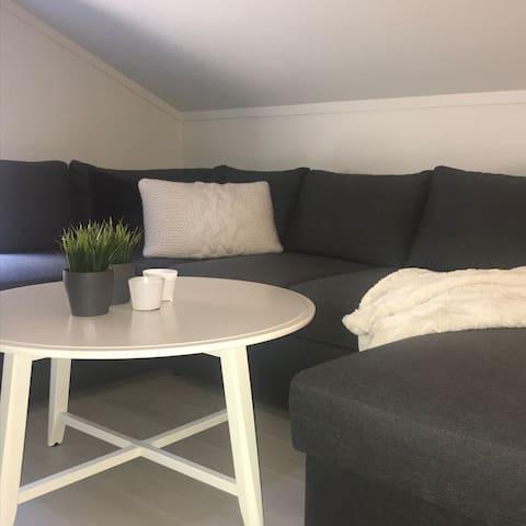 Enjoy nature and sleep here. Brand new apartment!