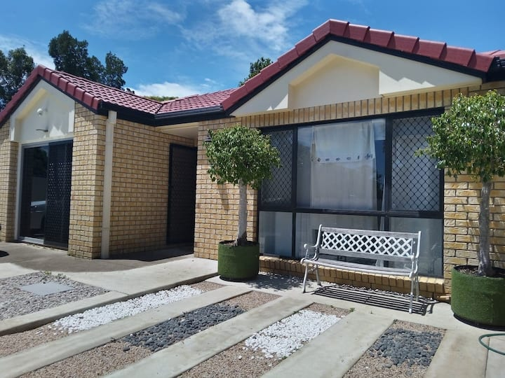Private, relaxing and close to Brisbane City