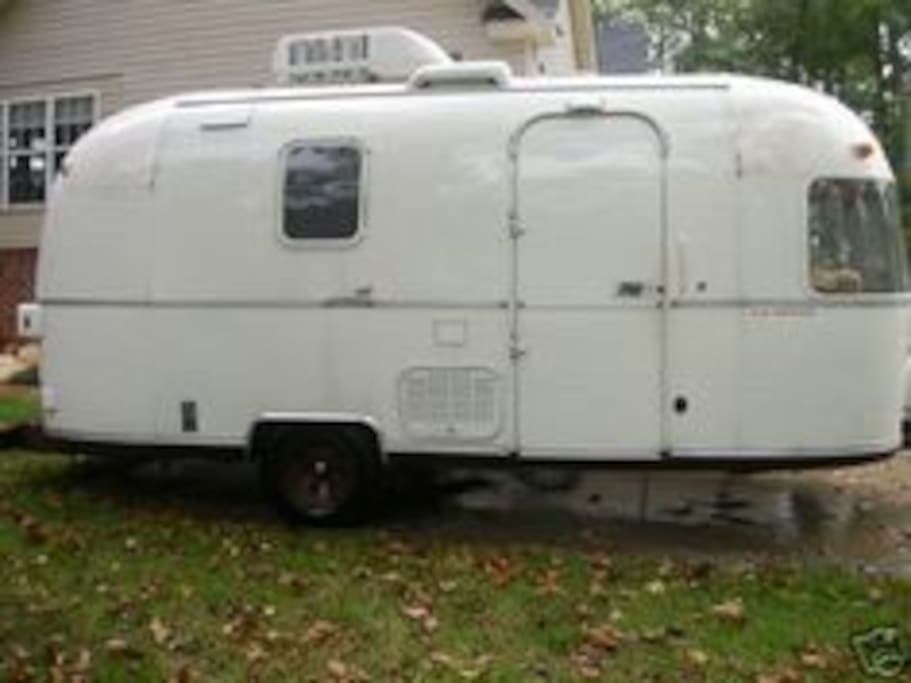 1978 - 20ft Minuet Airstream Argosy