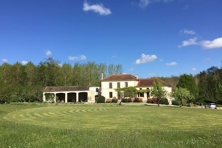Le Moulin de Chazotte (whole house) - Cherves-Richemont