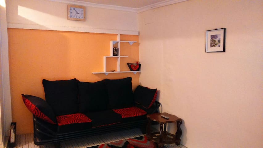 SIMPLE,FURNISHED HOUSE FOR ONE. - Nairobi