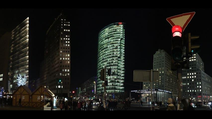 Potsdamer Platz-Top Spot Studio 1