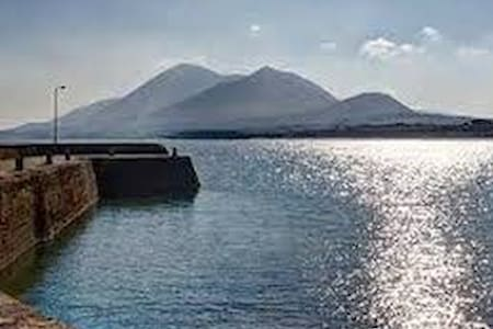 Pier House, Old Head Beach, Louiseburg, Co Mayo - Louisburgh  - Bed & Breakfast