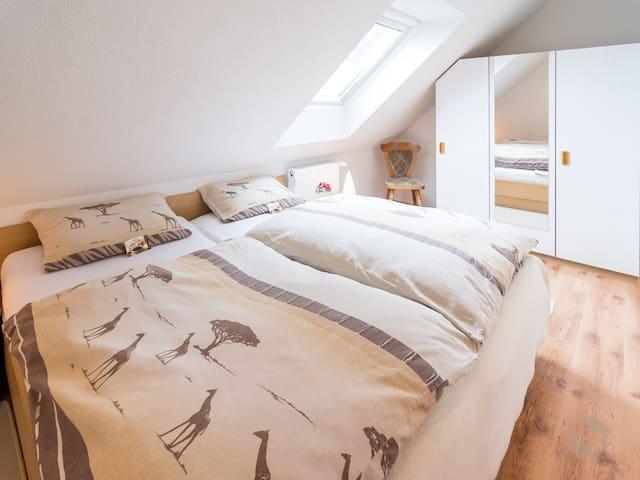 Ferienwohnung Seeblick, (Unterkirnach), Ferienwohnung 50qm, 2 Schlafzimmer, max. 4 Personen