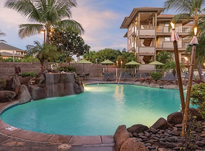 KIHEI, MAUI! 2 BEDROOM FULL CONDO! AT WORLDMARK!!! - Kihei - Lägenhet