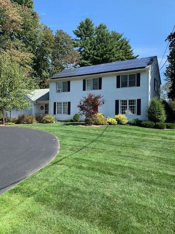 Expansive Hometown  Colonial