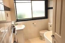 Downstairs Bathroom w/Full Bath