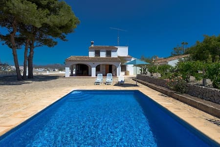 Holiday cottages Pascual 6 - Benissa