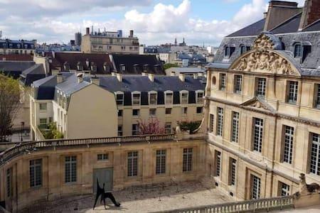 Charmant appartement au cœur du Marais