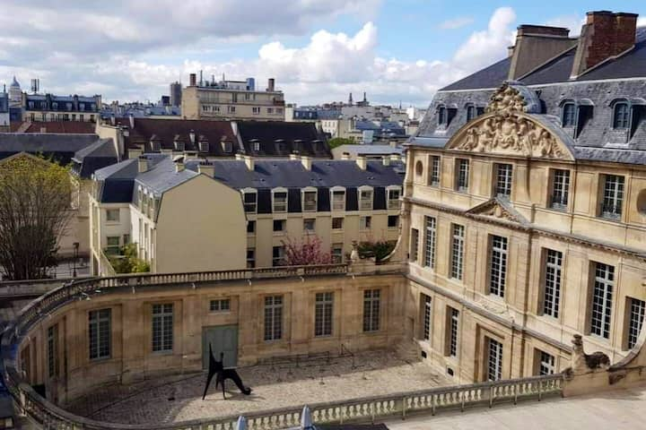 Charmant appartement au cœur du Marais