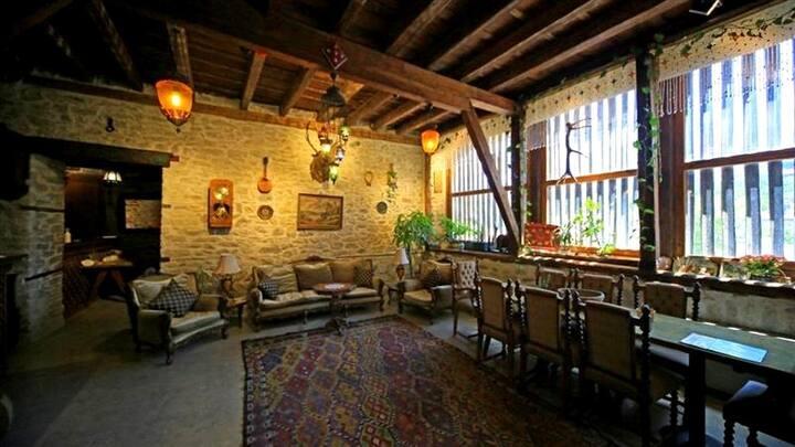 Peri Konak- Historical Ottoman House