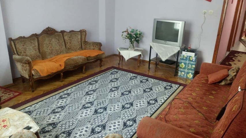 Daily and weekly accommodation near airport Atatür