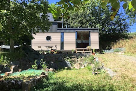Tiny House (mini-maison) normande