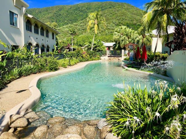 ❤️Idyllic Tropical Resort Living❤️ Palm Cove