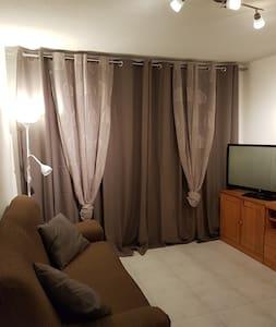 Piso de dos habitaciones en Madrid - Madrid - Apartment