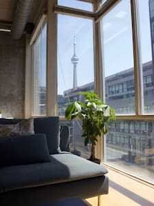 Stunning Loft in Heart of T.O - Toronto