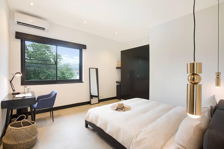 West villa - Double Bedroom 4