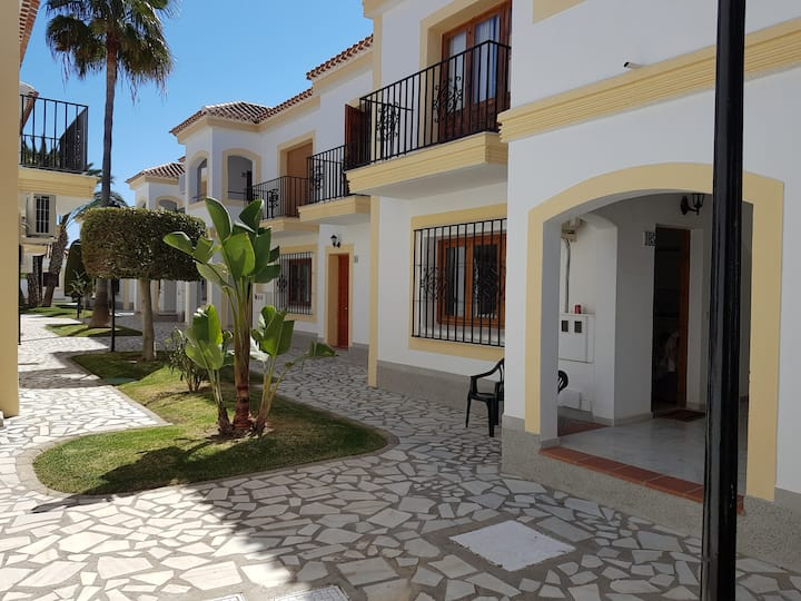 One bed apartment 2 pools close to beautiful beach