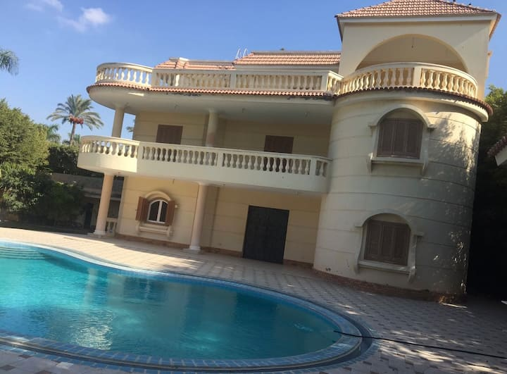 Luxurious Villa in IKING MARIOUT