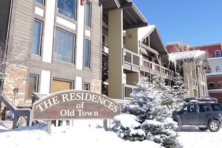 Eclectic Downtown Condo - Steamboat Springs