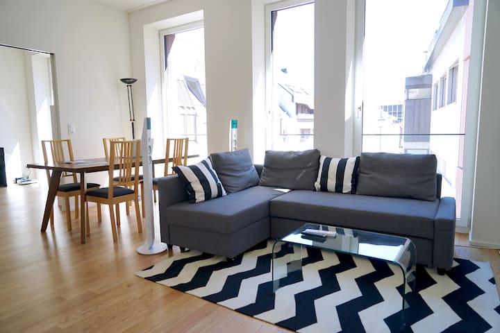 City Center Basel World - Mordern luxury Apt - Bazel - Appartement