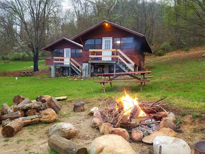 Cabin #4 Buffalo Gap Retreat