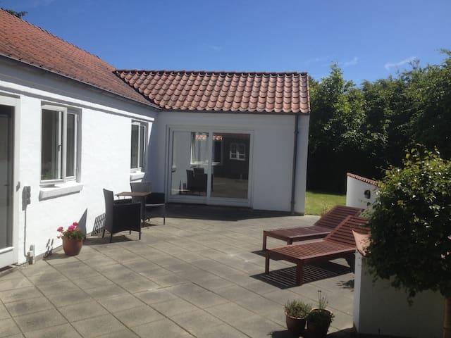 Lækkert hus tæt på havet - Hirtshals - Casa