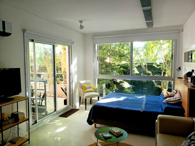 Studio Apartment in Palermo´s Best Area