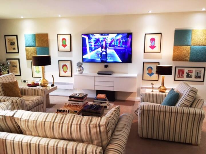 Luxury Penthouse -Cardiff City Centre