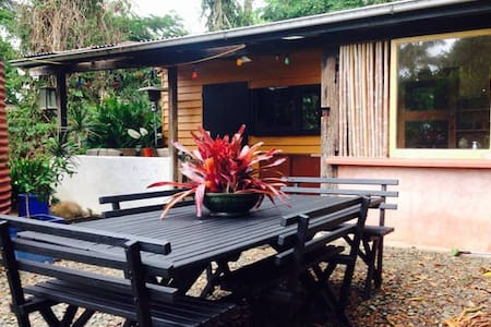 In Town, Tropical Nature Cabin - Maleny - Cabin