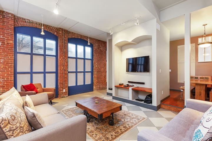 Upscale Downtown Atlanta Loft! One Bedroom, 1 Bath