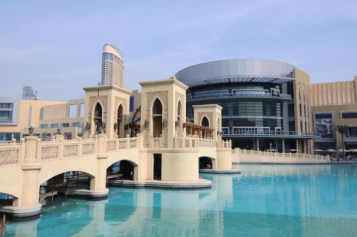 R&H-1BR, Downtown, Burj Khalifa, Dubai Mall, Opera