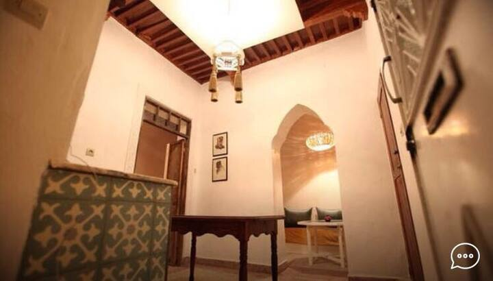 Magical Bab el Kasbah apartment