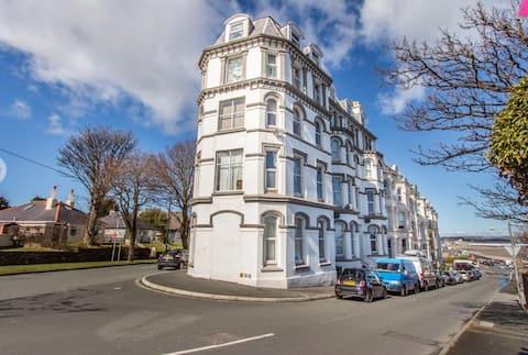 Apartemen Ascog Hall, Ramsey, Isle of Man TT