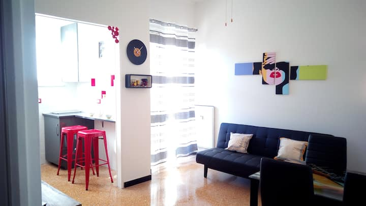 HAPPYAPARTMENT - intera casa  45mq - omnicomfort