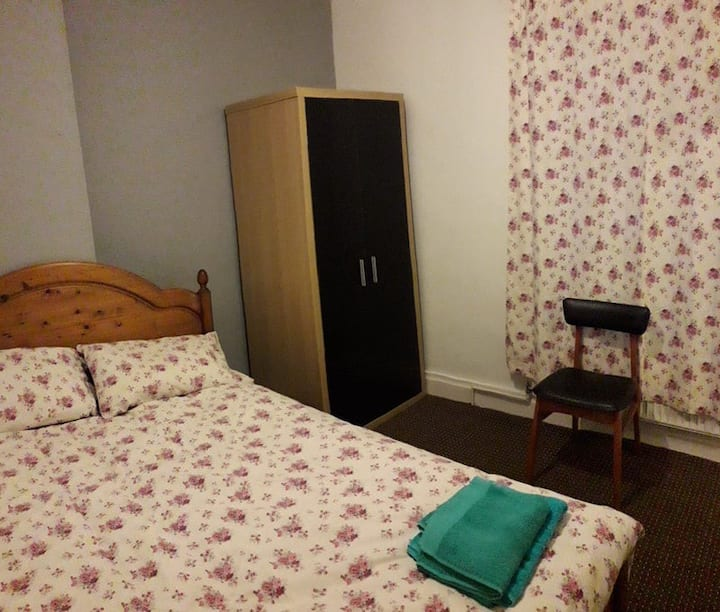Fully furnished double room in King's Lynn