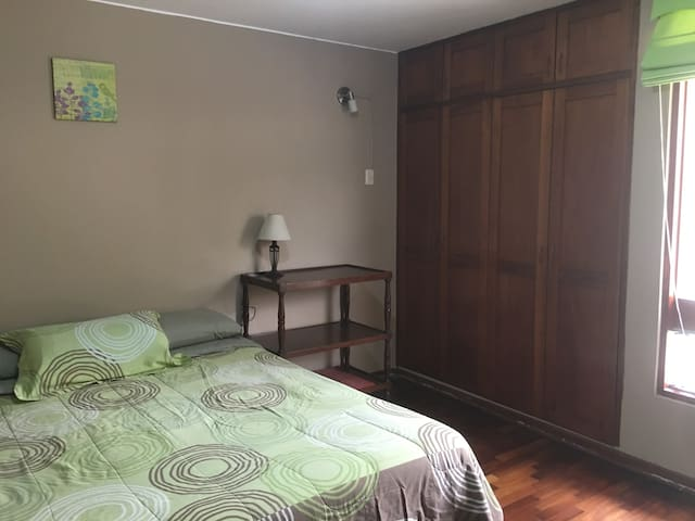 Habitación privada, baño privado, La Molina