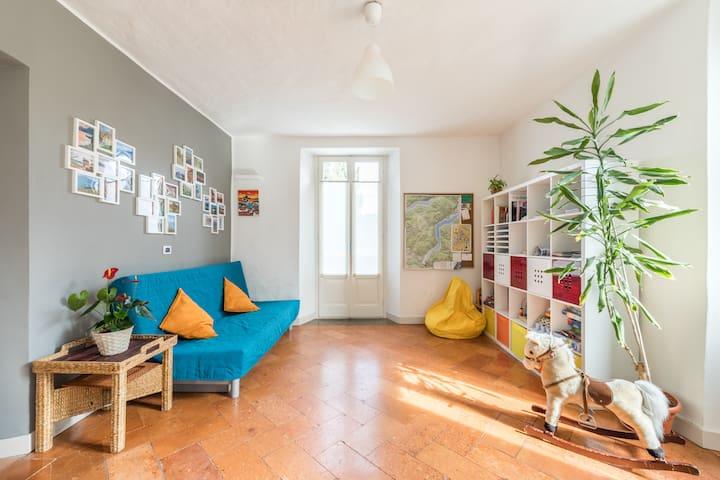 Spazioso appartamento MITEGA