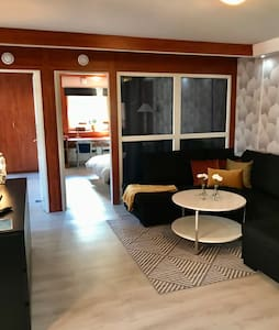 3 bedroom apartment with terrace & private parking