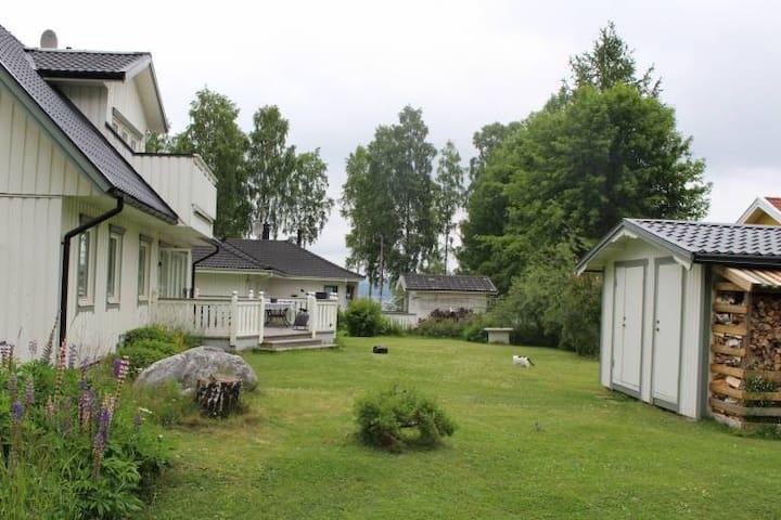 Villa in the beutiful High Coast