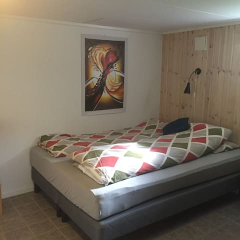Private bedroom in family home - Fredrikstad - Haus