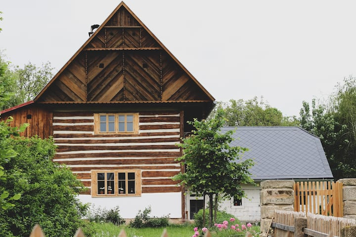 Roubenka Na Hrádku - Cottage in Bohemian Paradise