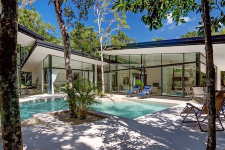 Serene Jungle Retreat - Playa del Carmen