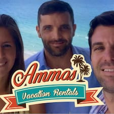 Ammos Vacation Rentals - MIAMI is the host.