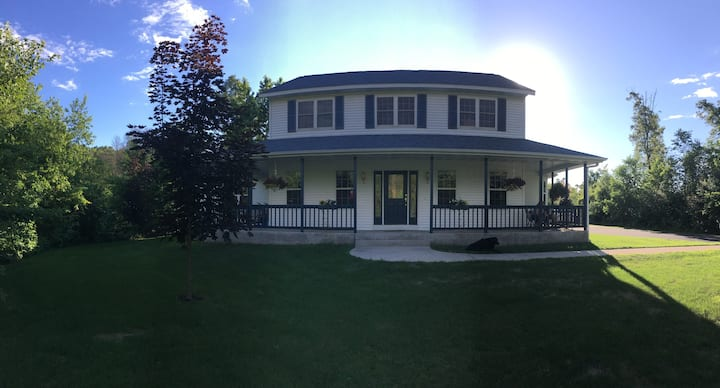 Secluded Getaway in the Heart of Chippewa Valley
