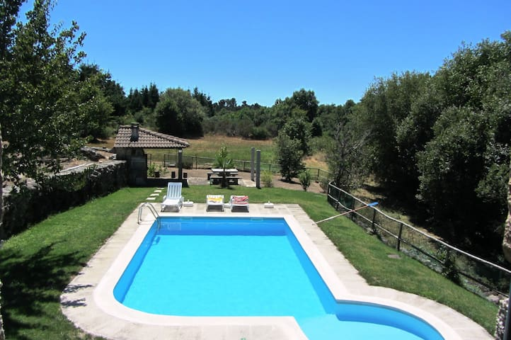 Cottage on a SINGULAR ABSOLUT Calm Spot--Pool - Viseu - House