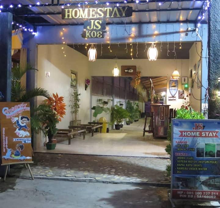 Homestay JSKU Karimunjawa