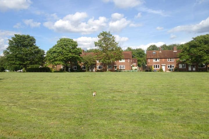 Cosy House, (Harwell Campus) - Harwell